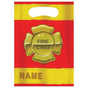 Firefighter Loot Bags (8-pack)