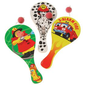 Firefighter Paddle Ball (12)