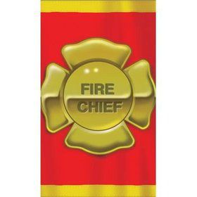 Firefighter Table Cover (each)