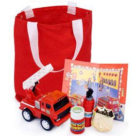 Firefighter Ultimate Favor Kit (for 1 Guest)