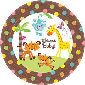 "Fisher Price Baby 10"" Dinner Plates (8 Pack)"