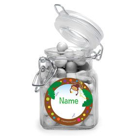 Fisher Price Baby Personalized Glass Apothecary Jars (12 Count)