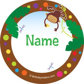 Fisher Price Baby Personalized Mini Stickers (Sheet of 24)