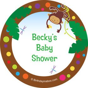 Fisher Price Baby Personalized Stickers (Sheet of 12)