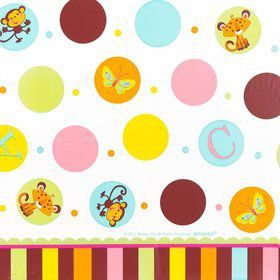 Fisher Price Baby Table Cover (Each)