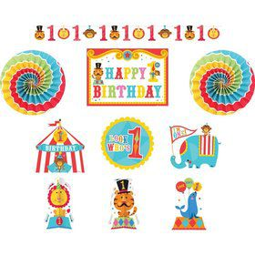Fisher Price Circus Decorating Kit (each)