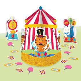 Fisher Price Circus Table Decorating Kit (each)