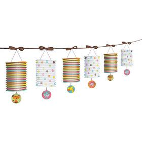 Fisher Price Lantern Garland