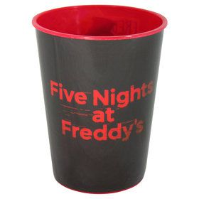 Five Nights at Freddy's 16 0z Plastic Cup (Each)