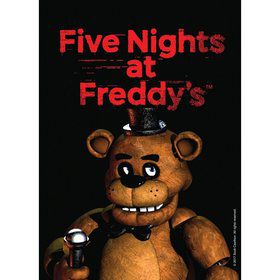 Five Nights at Freddy's Treat Bags