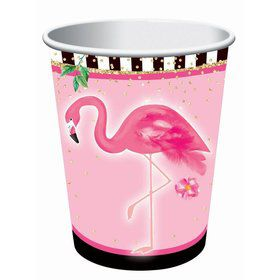 Flamingo 9oz Cup (8)