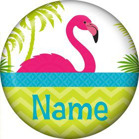 Flamingo Personalized Mini Magnet (Each)