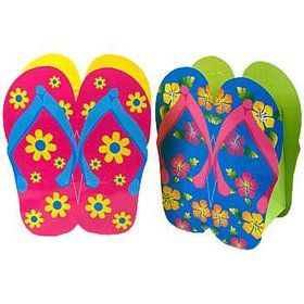 Flip Flop Favor Bag (each)