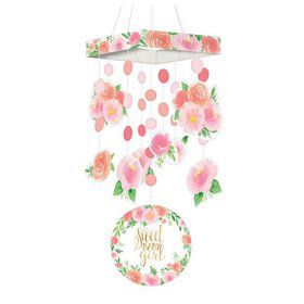 Floral Baby Hanging Decoration