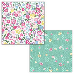Floral Tea Party Lunch Napkin (16)