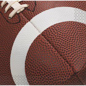 Football Party Beverage Napkins (16 Count)