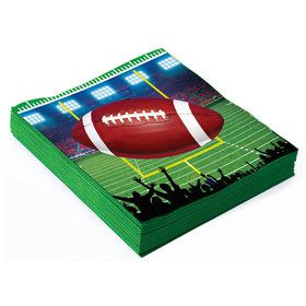 Football Party Lunch Napkins (16)
