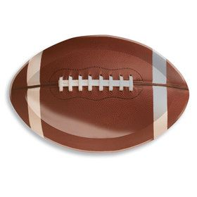 Football Shaped Tray