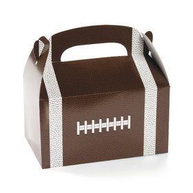 Football Treat Boxes (12)