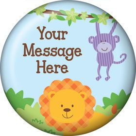 Forest Friends Personalized Magnet (Each)