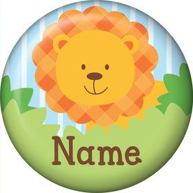 Forest Friends Personalized Mini Magnet (Each)