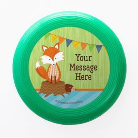 Fox Personalized Mini Discs (Set of 12)