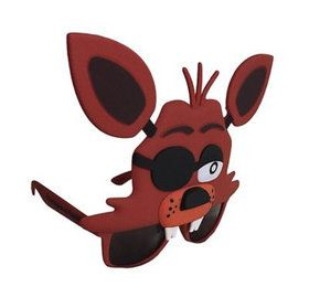 Freddy Foxy Fox SunStache
