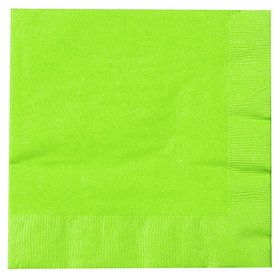 Fresh Lime (Lime Green) Lunch Napkins