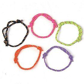 Friendship Adjustable Bracelets (48 Pack)