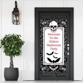 Fright Night Personalized Giant Banner (30x60)