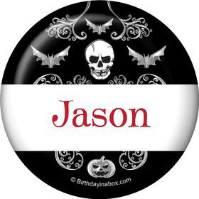 Fright Night Personalized Mini Magnet (Each)