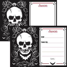 Fright Night Personalized Thank You Note (Each)