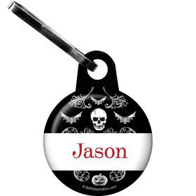 Fright Night Personalized Zipper Pull (Each)