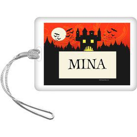 Frightful Personalized Bag Tag (Each)