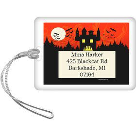 Frightful Personalized Luggage Tag (Each)