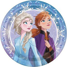 "Frozen 2 9"" Lunch Plates (8)"
