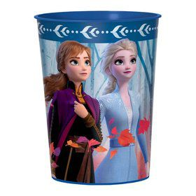 Frozen 2 Metallic Favor Cup (1)