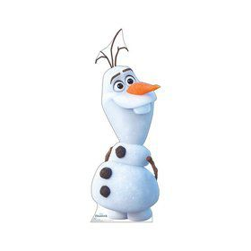 Frozen 2 Olaf Standup