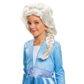 Frozen 2 Elsa Child Wig