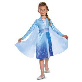 Frozen 2 Elsa Classic Child Costume