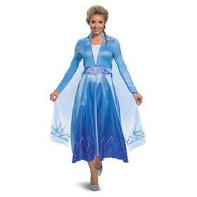 Frozen 2 Elsa Deluxe Adult Costume