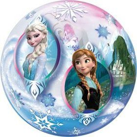 "Frozen 22"" Bubble Balloon (Each)"