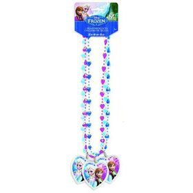"Frozen 26"" Beaded Necklace Favors (3 Pack)"