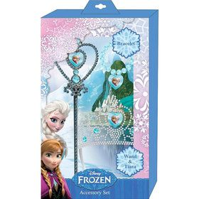 Frozen Accessory Set (3 Piece)