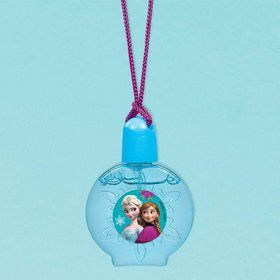 Frozen Bubble Necklace Favor (Each)