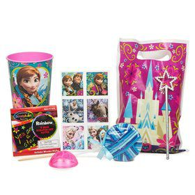 Frozen Deluxe Favor Kit (Each)