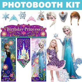 Frozen Deluxe Photo Booth Kit