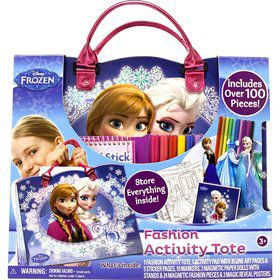 Frozen Fashion Activity Tote Set