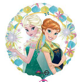 "Frozen Fever 18"" Foil Balloon"