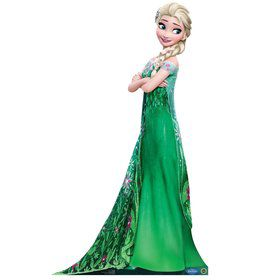 Frozen Fever Elsa Standup